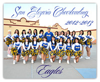 San Eli High Cheer
