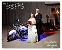 Tim & Cindy Wedding