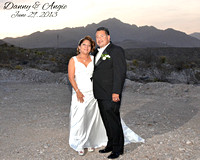 Danny & Angie Wedding