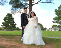 Jessica & Savong Wedding
