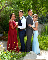 Arlenna and Cassandra Prom 2018