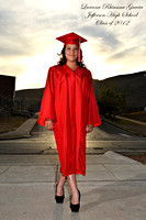 Luciana Graduation Photos