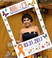 Audrey's No Chemo Party!