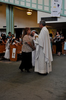 First Communions at Sacred Heart