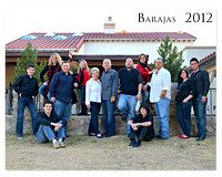 Barajas Family